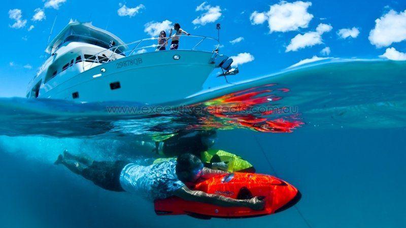 Luxury 70ft Motor Yacht 007
