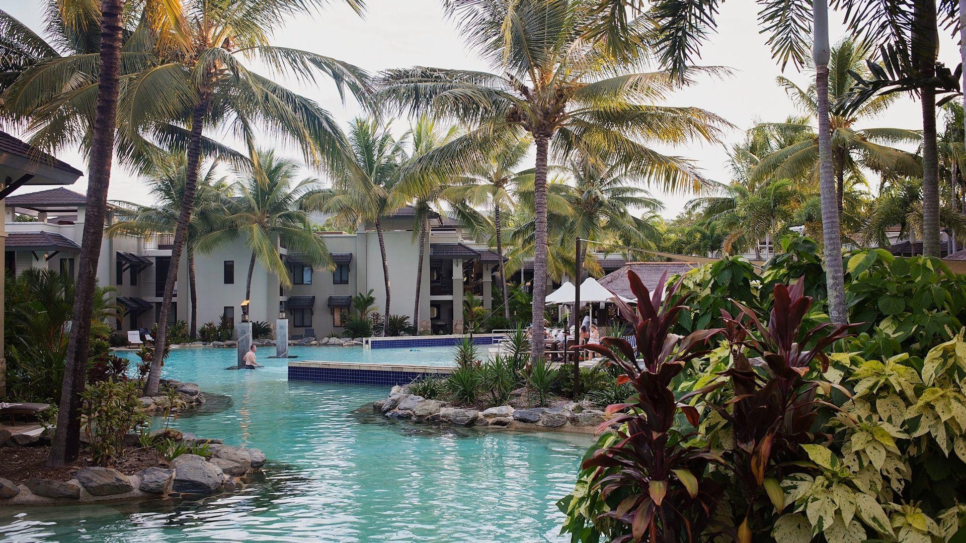Sea Temple Resort Swimout Apartments 003