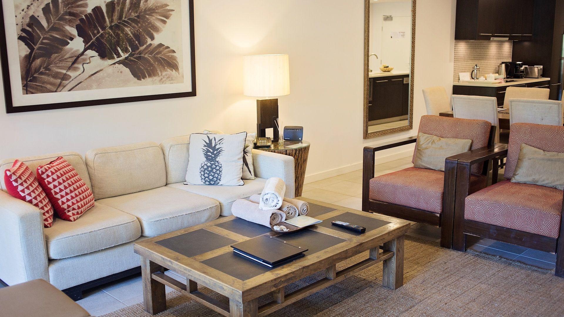 Sea Temple Resort Swimout Apartments 010