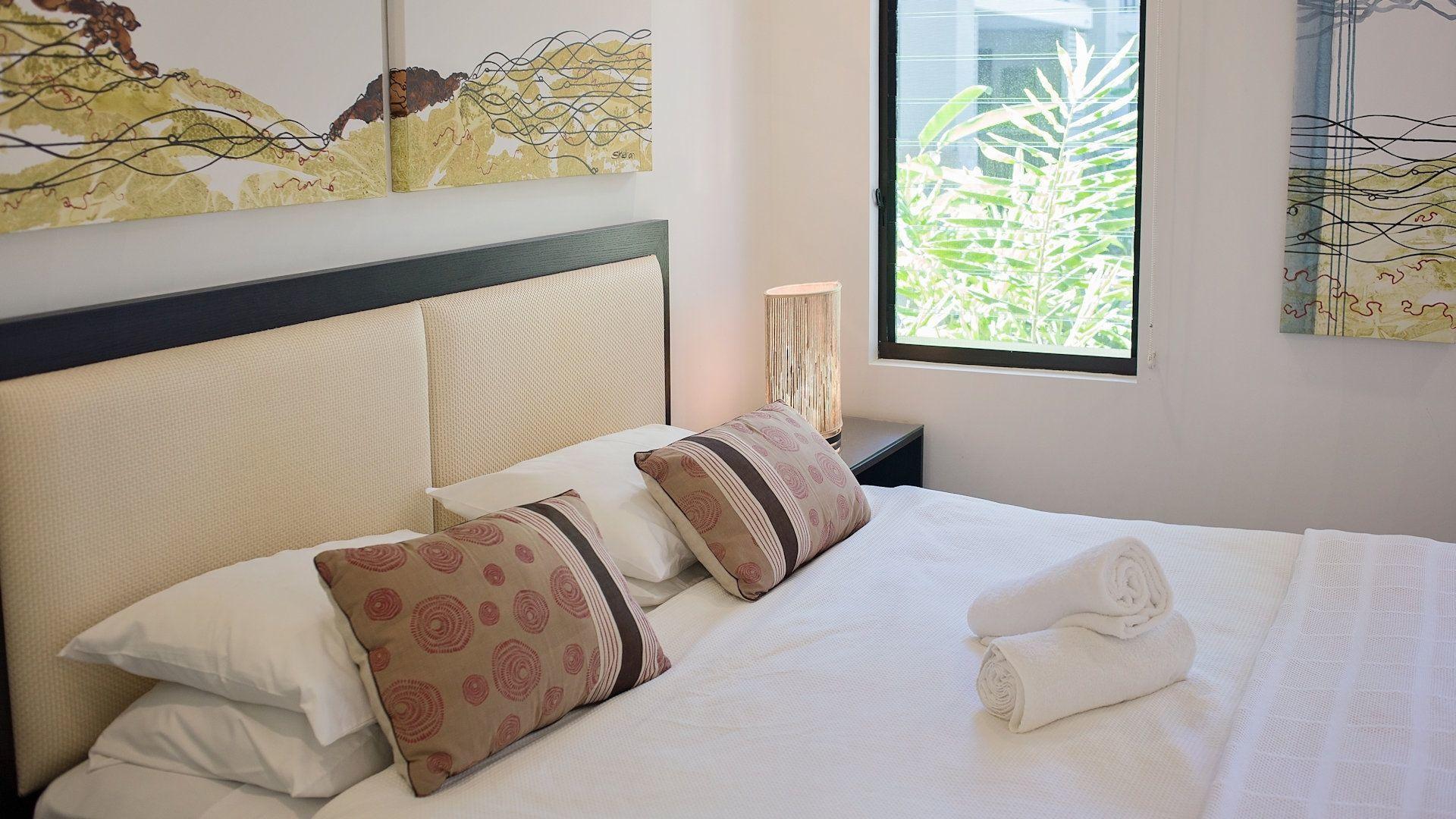Sea Temple Resort Swimout Apartments 020