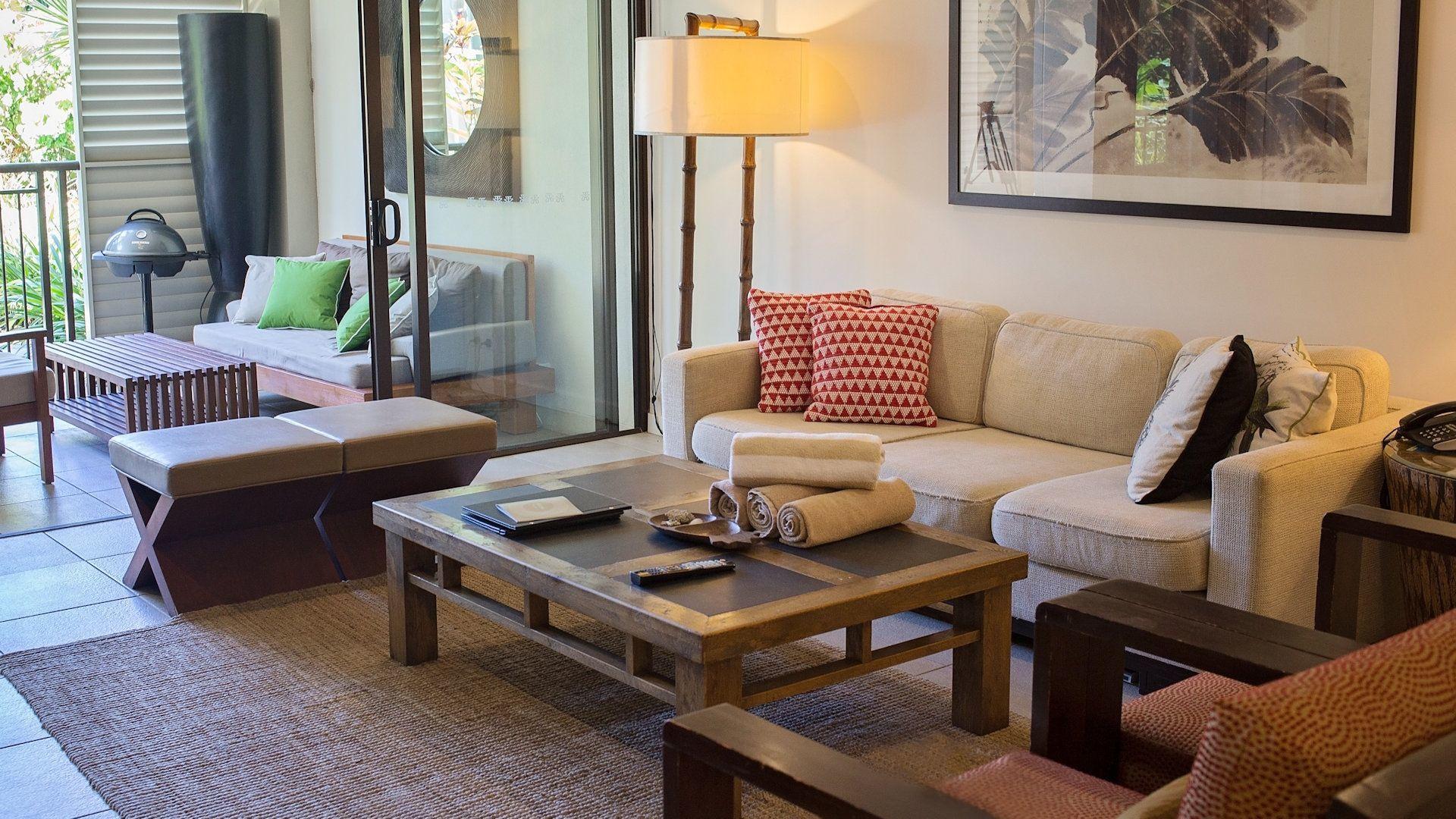 Sea Temple Resort Swimout Apartments 027