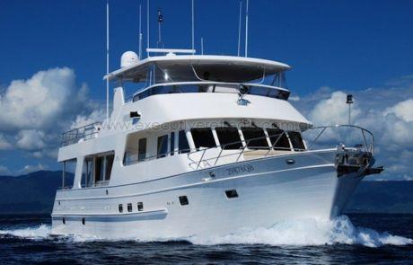 Luxury 70ft Motor Yacht 001